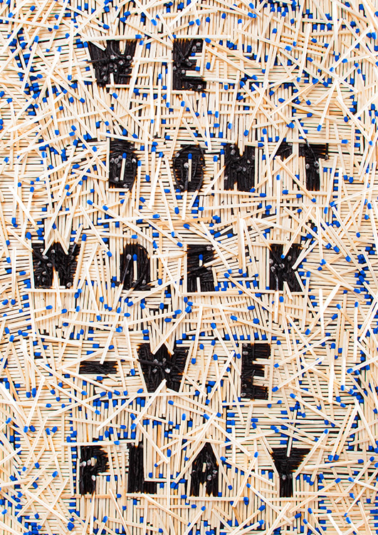 We Don't Work - We Play (Exhibition, 2012)